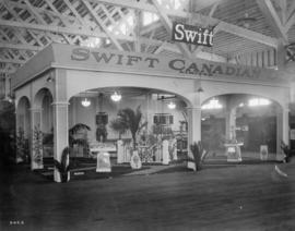 Swift Canadian Co. display of meat products