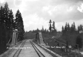Miami Corp. Logging R.R., Port Haney, B.C.