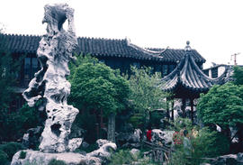 Gardens - China, Japan : Tarrying Garden, Suzhou, Liuyuan