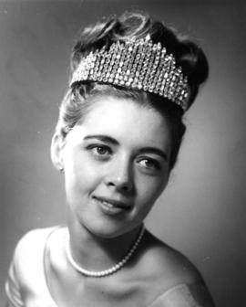 Alice Bond, Miss Prince George '66 : [portrait]