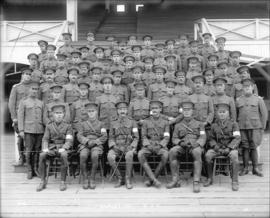 [Group photo - Cavalry Division V.V.R.]