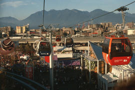 2 [Expo 86 gondola, view]