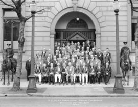 B.C. Elks Association Annual Conference Vancouver, B.C. May 26-27, 1933