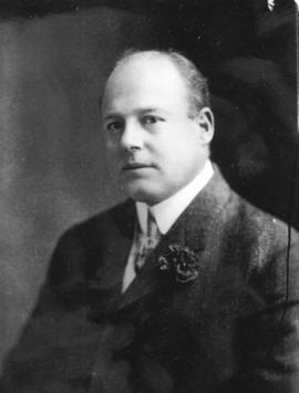 [Portrait of] Mayor Frederick Buscombe