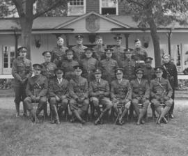 Canadian Rifle Team - Bisley
