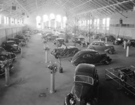 Auto show [inside] Seaforth Armoury