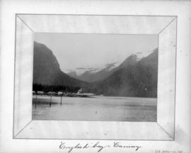 [View of] English Bay Cannery