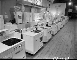 Wosk's display of household appliances