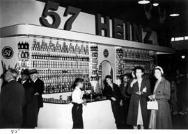 Heinz 57 display