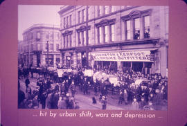 Hit by urban shift, wars and depression