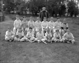 [Renfrew Heights baseball team]
