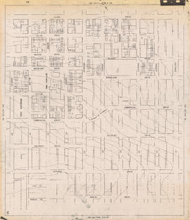 Sheet 8A [Semlin Drive to Hastings Street to Clark Drive to Charles Street]