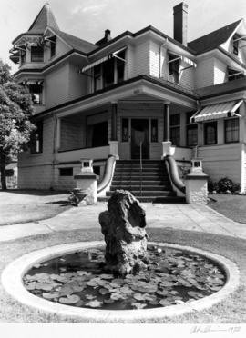 House at 1036 Salsbury Street, Vancouver