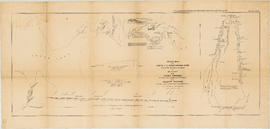 Sketch plan of the mouth of the Saskatchewan River, from Hinds Exploring Expedition
