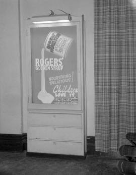 Rogers' Golden Syrup poster