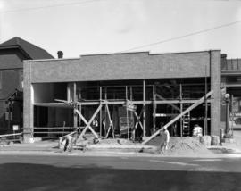 Marmon Vancouver Motor Company Limited - New Home [under construction at 580 Hornby Street]