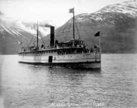 "Alaska Steamship Co's Flyer [""Dolphin""]"