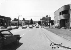 Alma [Street]and 4th [Avenue looking] north