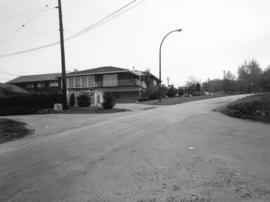 Haggart Street, east side, from 32nd Avenue to lane north - view south