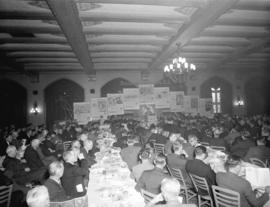 Board of Trade [and] B.C. Electric luncheon