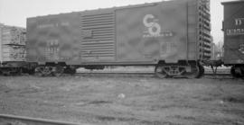 C. and O. [Chesapeake and Ohio] Boxcar [#16324]