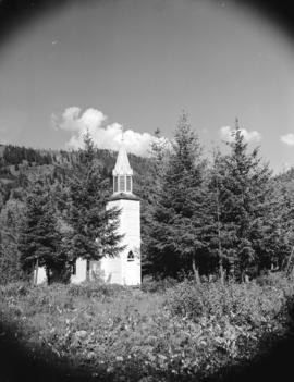 Old Church in Fraser Valley