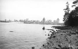 Vancouver from Brockton Point
