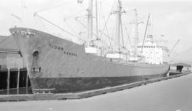 M.S. Eshkol [at dock]