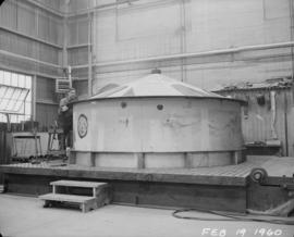 Fabricating pan house tanks