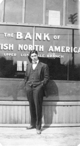 Bank of B.N.A. Upper Lonsdale Branch North Vancouver