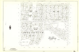 [Sheet 75 : Nanaimo Street to Kerr Street and Bobolink Avenue to Forty-ninth Avenue]