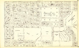 Sheet M : Granville Street to South Cambie Street and Twenty-seventh Avenue to Thirty-eighth Avenue