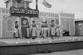 Strathcona dance group at Kitsilano Showboat