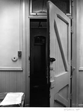 Beatty Street Drill Hall (armoury), interior door