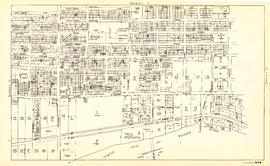 Sheet S.V. 9 : St. George Street to Argyle Street and Fifty-eighth Avenue to Fraser River