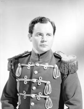Edward Kane [in uniform]