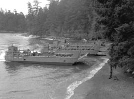 Pacific Command landing barges
