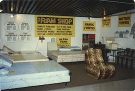 The Foam Shop display booth
