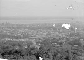 [View of Montreal from Mount Royal]