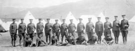 11th C.M.R. Gun Sec. [11th Canadian Mounted Rifles Machine Gun Section]