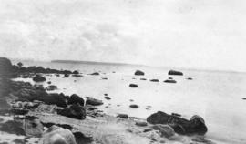 [View of] Savary Island