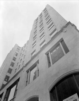 [The facade of 789 West Pender Street]