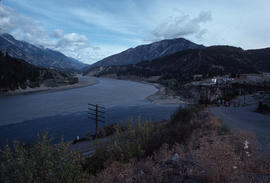 Image from Pender Guy oral history trip to Lillooet, B.C.