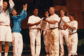 Celebration '90 : Gay Games III [representatives of Gay Games IV, New York City]