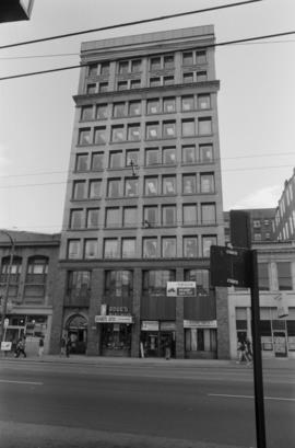 10-16 East Hastings Street