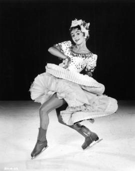 Ice Capades, Int. (20th edition) : Helga Neff : [publicity photo]