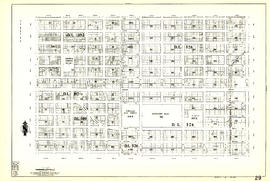 Sheet 29 : Balaclava Street to Maple Street and Fourteenth Avenue to Third Avenue