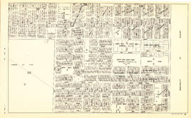 Sheet S.V. 16 : Dawson Street to Boundary Road and Fiftieth Avenue to Sixty-third Avenue