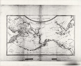 Chart of the N.W. coast of America and the N.E. coast of Asia