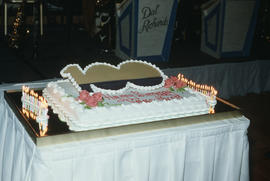 Cake for Centennial Ball